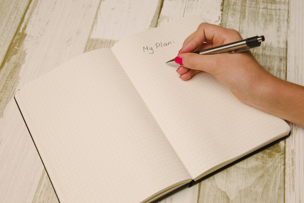 planning-journal