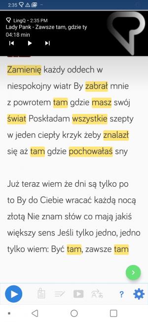 Learn Polish on LingQ