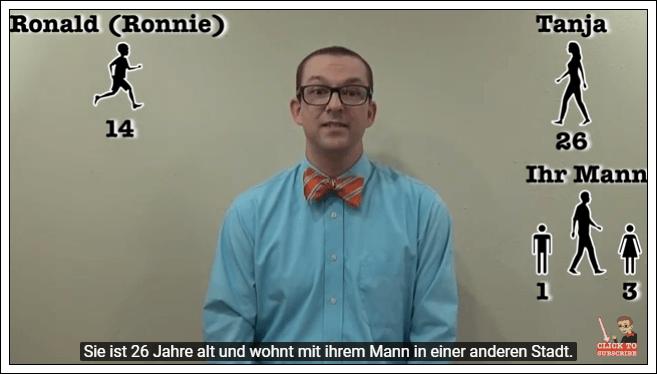 Learn German with Herr Antrim