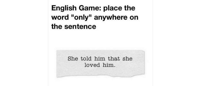 funny english grammar