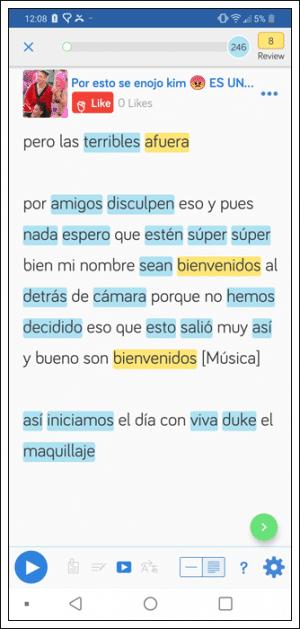 Learn Spanish online