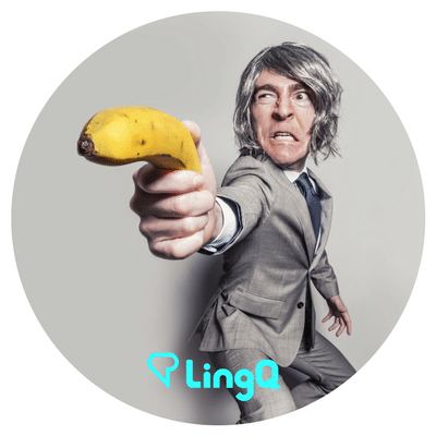 Go Bananas! And Other English Food Idioms