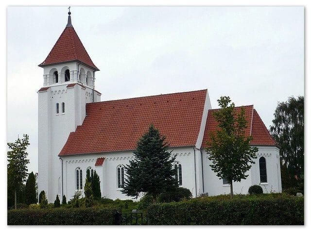 Adapting To Canadian Culture - Danish Church