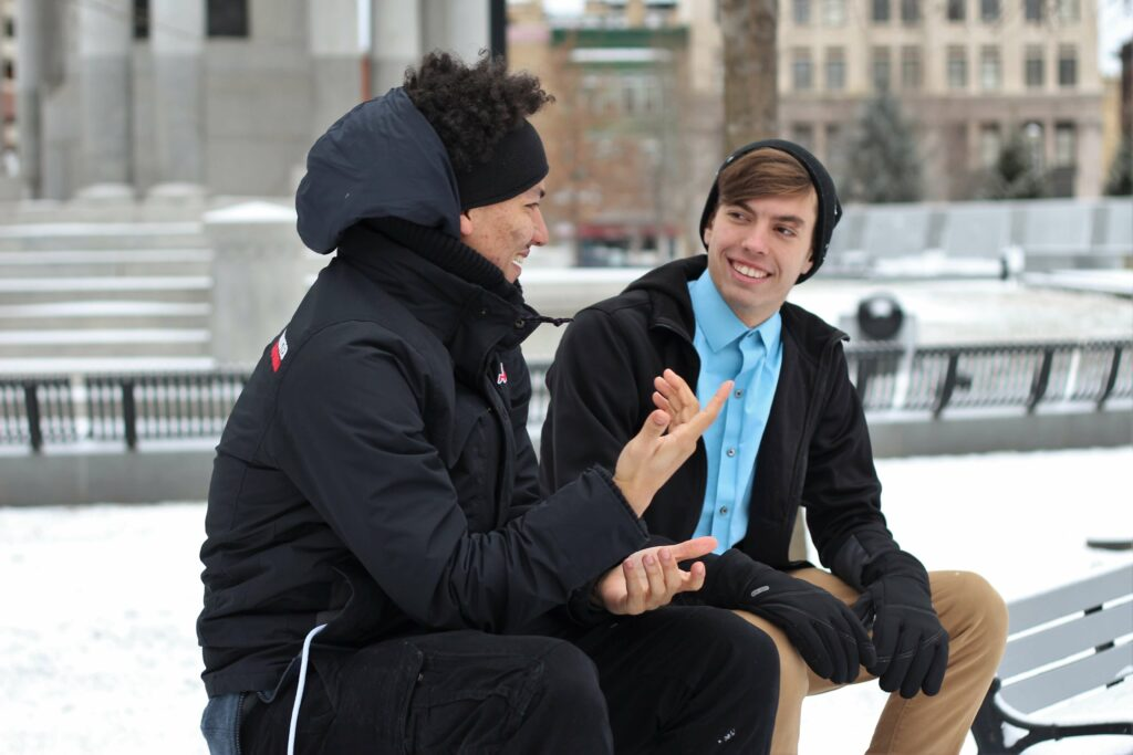 Overcome Your Fear Of Speaking - One-on-one Conversations