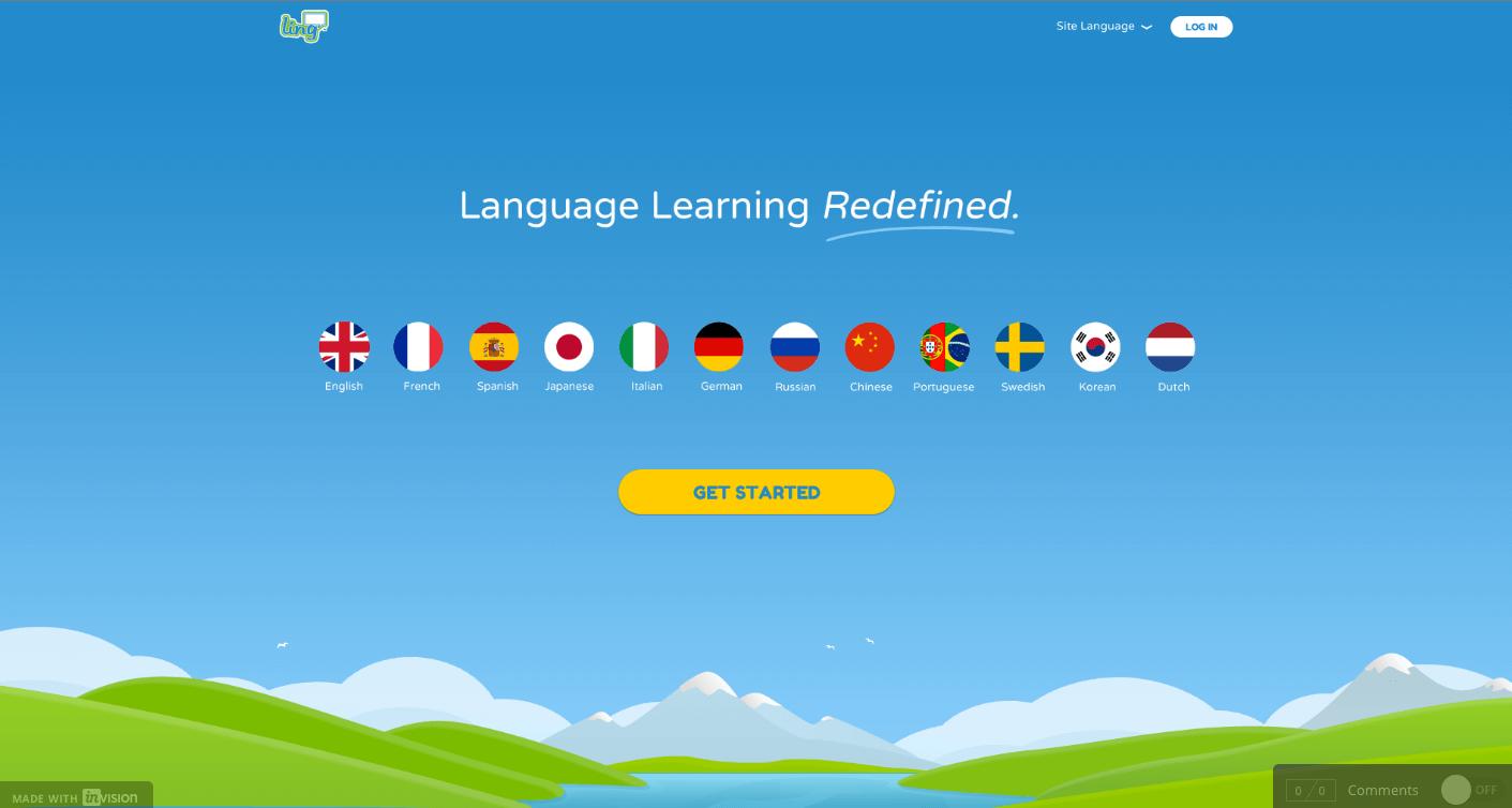 Lingq homepage draft inlet