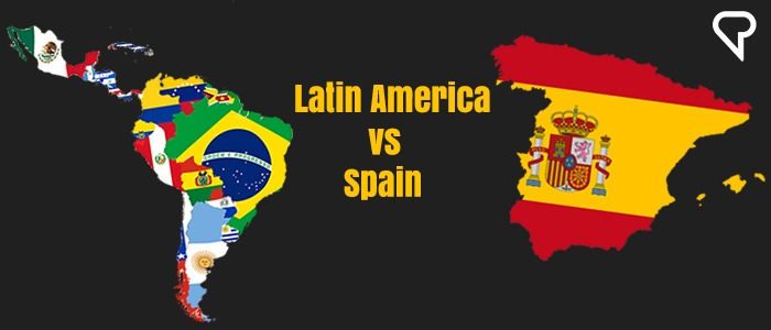 Spanish in Spain or Latin America