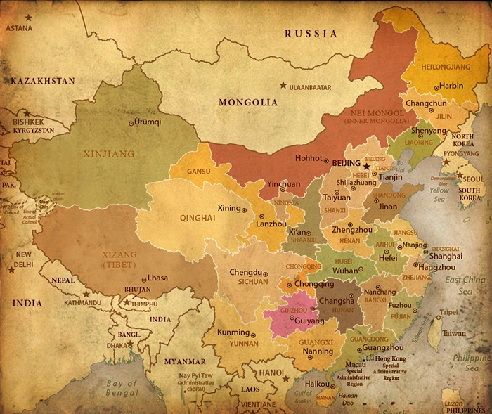 Just How Many Chinese Dialects Are There?