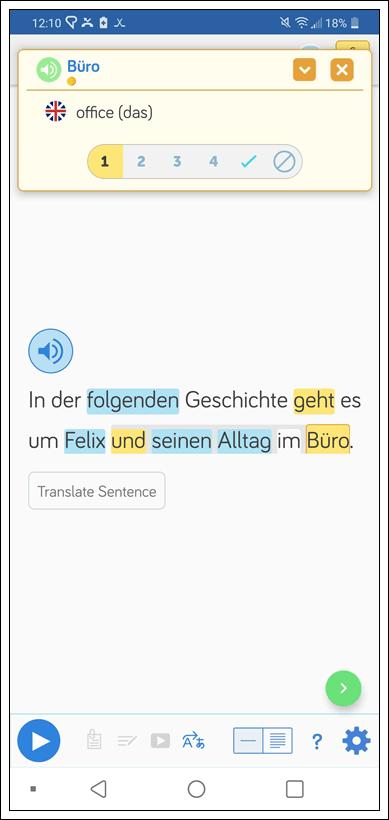 Learn German on LingQ
