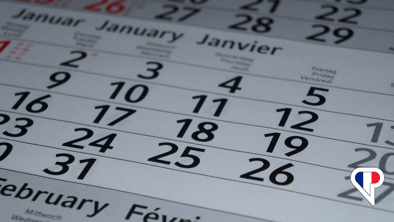 Master the French Months of the Year