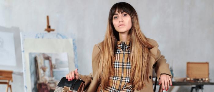 6 Inspiring Russian Fashion Bloggers - Tina Sizonova