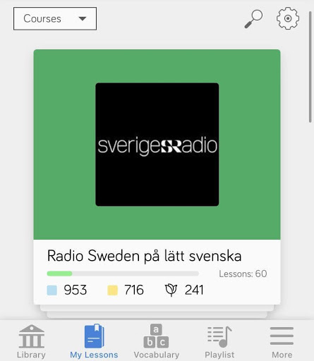 Learn Swedish Online with LingQ